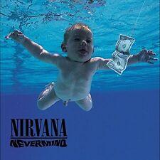NIRVANA 'NEVERMIND' 180g Heavyweight VINYL LP + Download