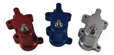 6.0L Ford Powerstroke Billet Adjustable Fuel Pressure Regulator Housing RED