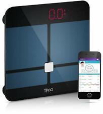 BMI Bluetooth Scale Body Fat Digital Bathroom Weight Body Water BMR with App