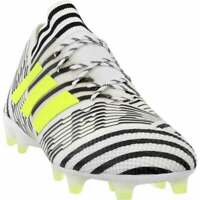 adidas Nemeziz 17.1 Firm Ground  Casual Soccer  Cleats - White - Mens