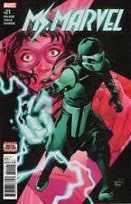 Ms Marvel #21 Comic Book 2017 - Marvel