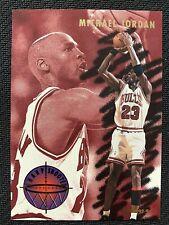 Michael Jordan 1993 1993-1994 Fleer SHARPSHOOTER Card #3