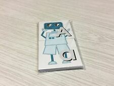 ROBOT ROB - Uppercase  Lowercase Match -  Teaching Supplies READING