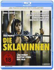 Die Sklavinnen - Blu-Ray Disc - Jess Franco - Uncut Version -