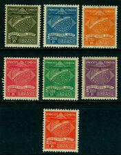 BRAZIL 1927 AIRMAIL - CONDOR SYNDICATE set - 1st print Sc# 1CL1-1CL7 mint MNH**