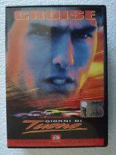 DVD USED GIORNI DI TUONO - TOM CRUISE -