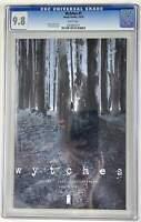 Wytches #1 (Image 2014) CGC 9.8