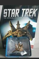 Star Trek Cardassian Weapons Platform Eaglemoss Deep Space 9 shop special