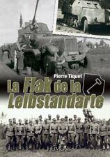 La Flak de la Leibstandarte: 1.SS-Panzer-Divisi, Tiquet..