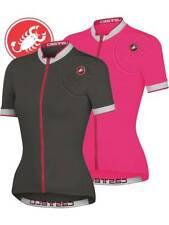 Castelli Perla Women's Short Sleeve Full Zip Cycling Jersey