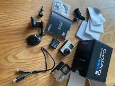 GoPro Hero4 Black Edition 64 GB Camcorder - Silver