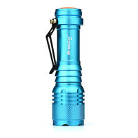 6000LM Q5 Waterproof 3 Modes ZOOMABLE LED Super Bright Flashlight Torch New