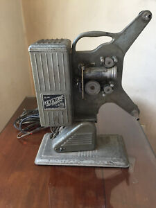 Vintage Cinema Antique Keystone Moviegraph D-752 Movie Projector 16MM Early 1900