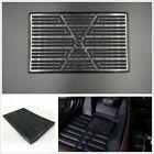 25*16cm Black PVC Sheet Automobile Antiskid Floor Carpet Cushion Thin Footpad x1
