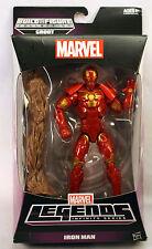 IRON MAN marvel legends BAF groot NEW infinite series build a figure guardians