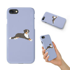 BERNESE MOUNTAIN DOG BACK HARD CASE COVER FOR APPLE IPHONE