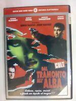 DAL TRAMONTO ALL'ALBA [DVD 1995] [FUORI CATALOGO] DVD