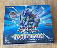 Yu-Gi-Oh - Toon Chaos - Display - NEU & OVP - Deutsch