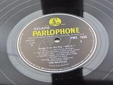 THE BEATLES  ORIGINAL 1965   UK LP     HELP !