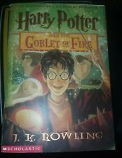 Harry Potter and the Goblet of Fire by J.K. Rowling (Book 4) Paperback