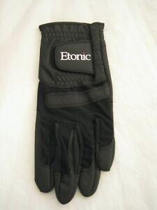 Etonic Golf G-Sok Multi Fit Glove- LEFT HAND-Black-Authentic