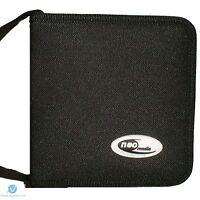 Neo Media CD DVD Wallet Nylon Storage Carry Case for 48 Holder Storage