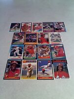 *****Vince Coleman*****  Lot of 50 cards.....ALL DIFFERENT / Baseball