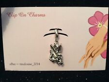 Clip on Charm - Tinkerbell - For Link Bracelets and Zippers