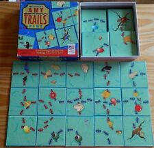 Ant Trails Game Dan Gilbert Great American Puzzle Factory 6 X 6  36 Pieces