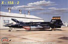 MPM 1/72 North Amercian X-15 A-2 'Hi Tech version' # 72537