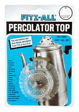 Fitz-All  REPLACEMENT PERCOLATOR TOP (1 1/2 - 2 1/2in)
