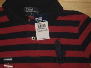 Polo Ralph Laurent Boy's Polo Big Pony Shirt 5Y 5 years NWT Gift Box