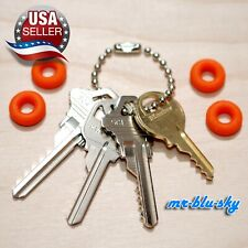 Cut Key Set of 4 (Kw1, Sc1, Sc4, M1) locksmith locksport *