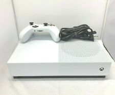 Microsoft Xbox One S All-Digital Edition 1Tb Video Game Console - White