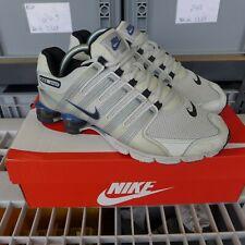 Nike SHOX NZ 378341 110 Uomo Taglie US 7.5 ~ 13Scatola