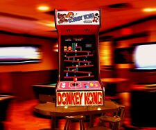 Arcade Machine Donkey Kong with 60 Classic Games Brand New Tabletop ON SALE!!