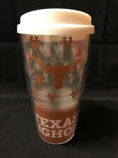 University of Texas Longhorns Collegiate Tumbler with Lid by Thermo Serv