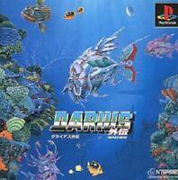 DARIUS Gaiden TAITO ARCADE Playstation PS Import Japan