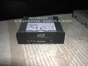 "* Quantum CD72SH Tape Drive DAT 72 DDS5 SATA DAT72 DDS-5 72Gb: 5"" Internal *"