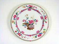 Limoges Bernardaud MACASSAR Porcelain Dessert Plate Chinese Decor Signed