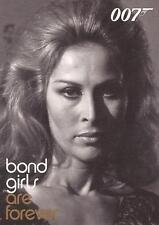 "James Bond In Motion - BG58 ""Olga Bisera"" Bond Girls Chase Card"