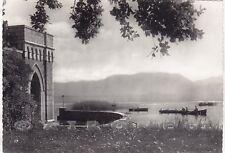LUCCA VIAREGGIO 66 TORRE DEL LAGO PUCCINI Cartolina FOTOGRAFICA viaggiata 1958