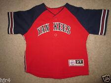 Alex Rodriguez New York Yankees MLB Baseball Toddler Jersey 2T