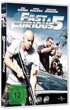 Fast & Furious 5 / Paul Walker, Vin Diesel / DVD #6958