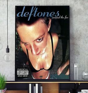 Around the Fur (by Deftones) Album Cover Poster Professional Grade Print