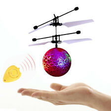 RC Flying Ball Drone Helicopter Ball Built-in Shinning LED Lighting Kids Toy Hot