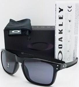 NEW Oakley Holbrook Mix sunglasses Polished Black Grey 9385-01 AUTHENTIC Asian