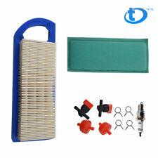 Air Filter Tune Up Kit For Intek Briggs & Stratton Craftsman Lt1000 15-18.5 HP