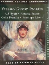 Virago Ghost Stories Cassette Audiobook.Patricia Hodge.1991 Random Century RC37.