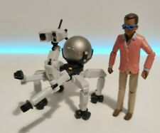 Thunderbirds Are Go Brains and M.A.X (MAX) Action Figures Rare 2015